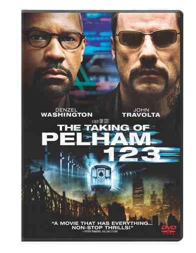 TAKING OF PELHAM 123 BY WASHINGTON,DENZEL (DVD)